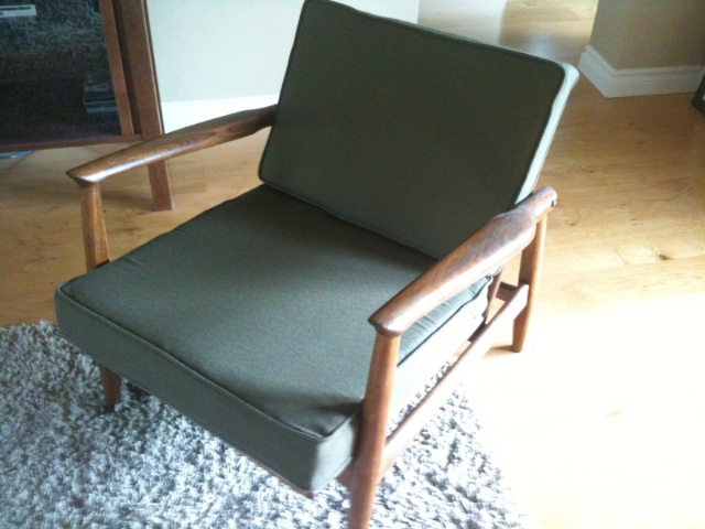 Recovered Desk Chair